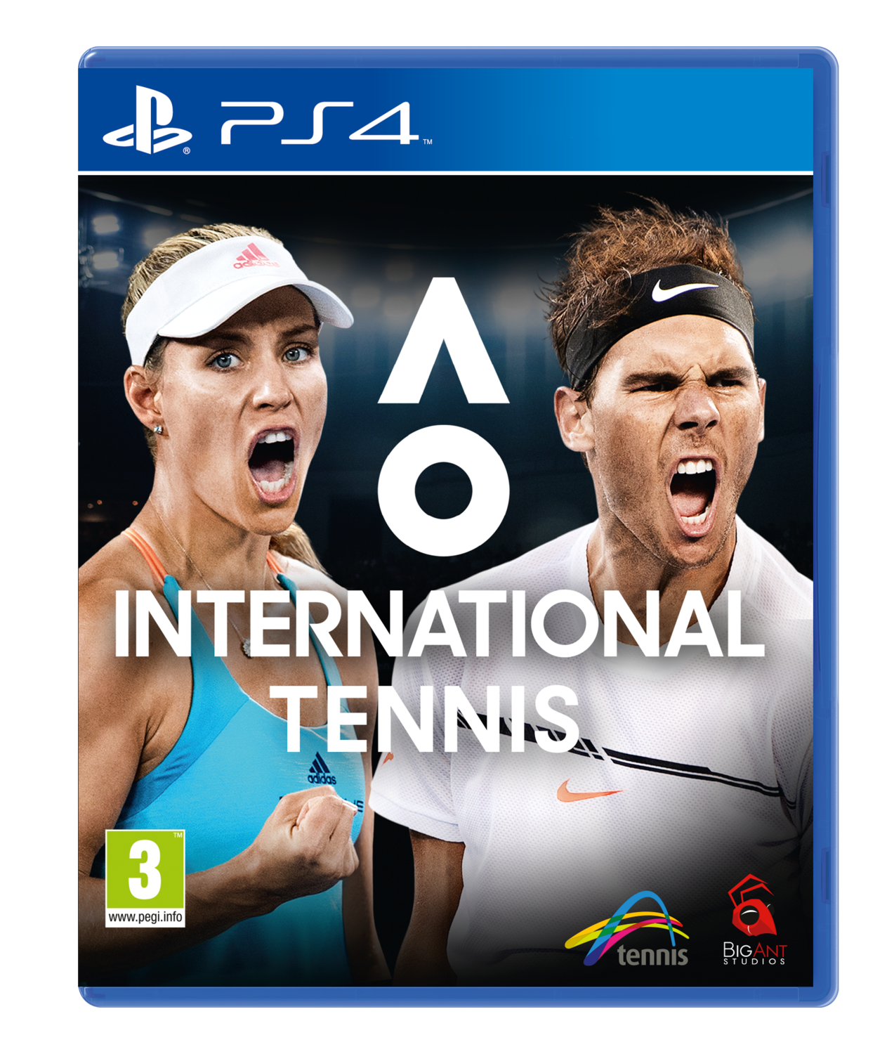 AO International Tennis (PS4)