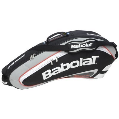 Babolat Racquet Holder Team 3 Pack Grey