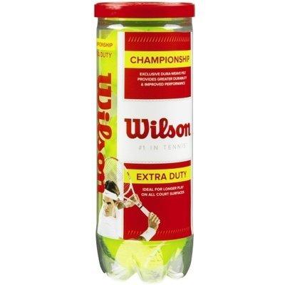 Wilson Championship Tennis Balls 3 Pack