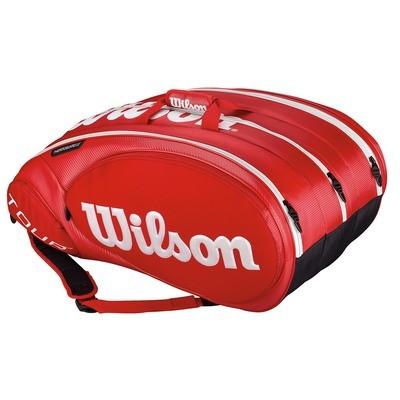 Wilson Tour V Red 15 Pack
