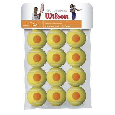 Wilson Starter Orange Ball 12 Pack