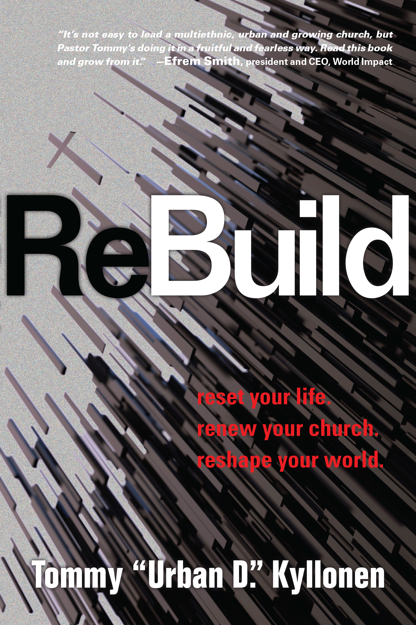 ReBuild Book 20007