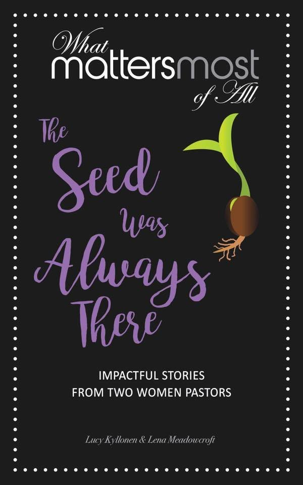 """""""The seed was always there"""" by Lucy Kyllonen & Lena Meadowcoft 00101"""