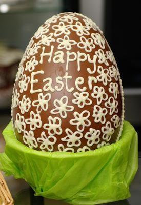 Extra large luxury egg