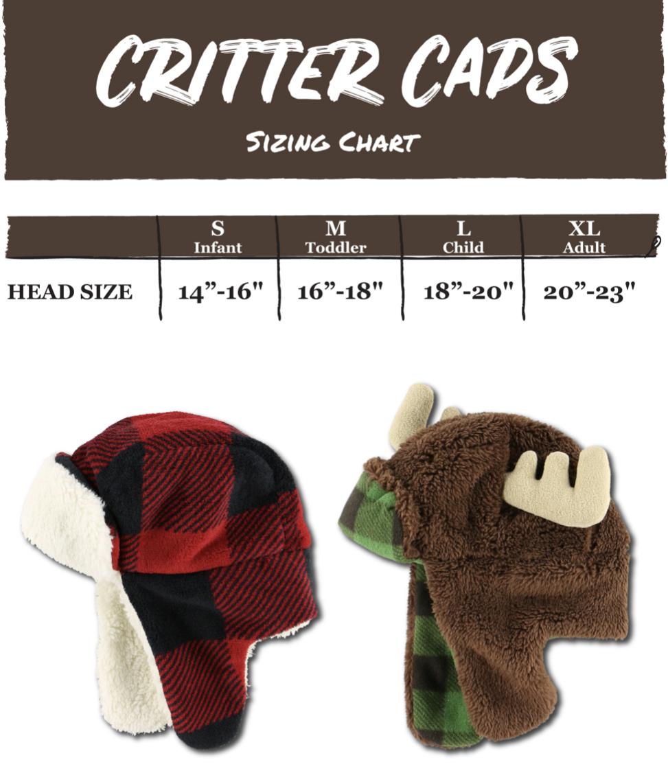 Buffalo Critter Cap