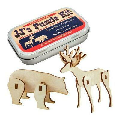 Animal Puzzle Kit