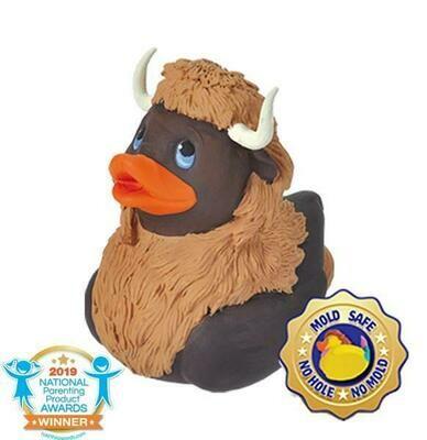 Rubber Duck Bison