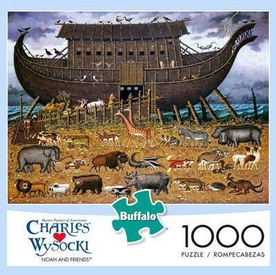 Noah & Friends Puzzle