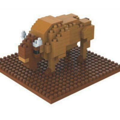 Bison Mini Building Blocks