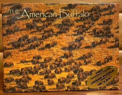 The American Buffalo Puzzle