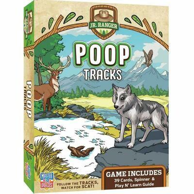 Poop Tracks Game