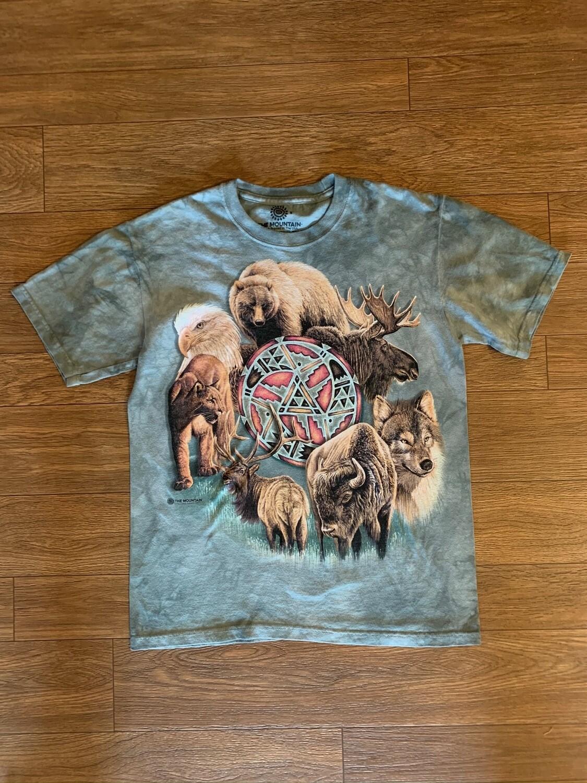 Animal Spirit Circle T-Shirt