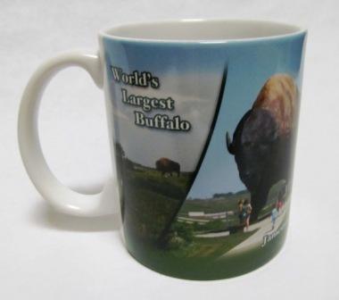 World's Largest Buffalo Mug 6148
