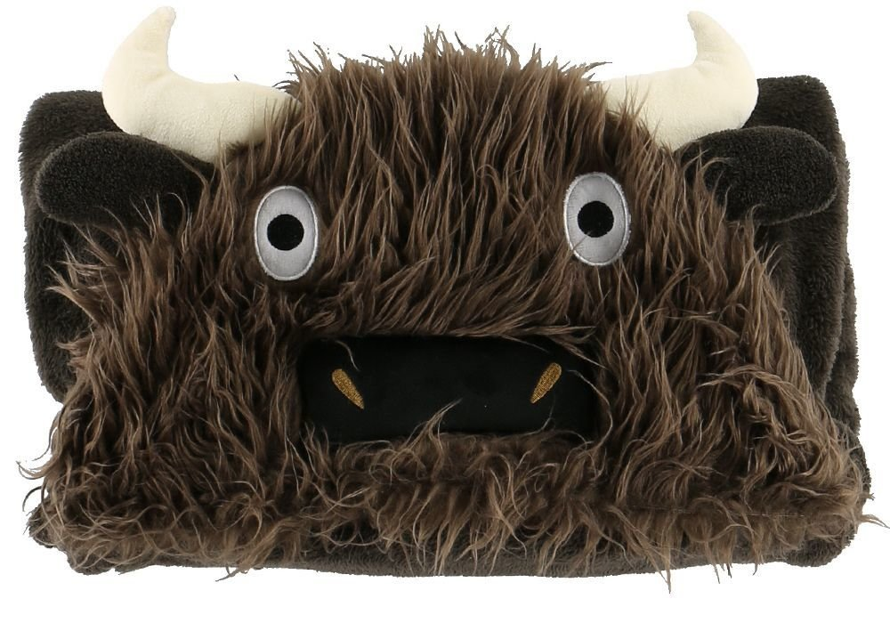 Buffalo Critter Kids Blanket 8558