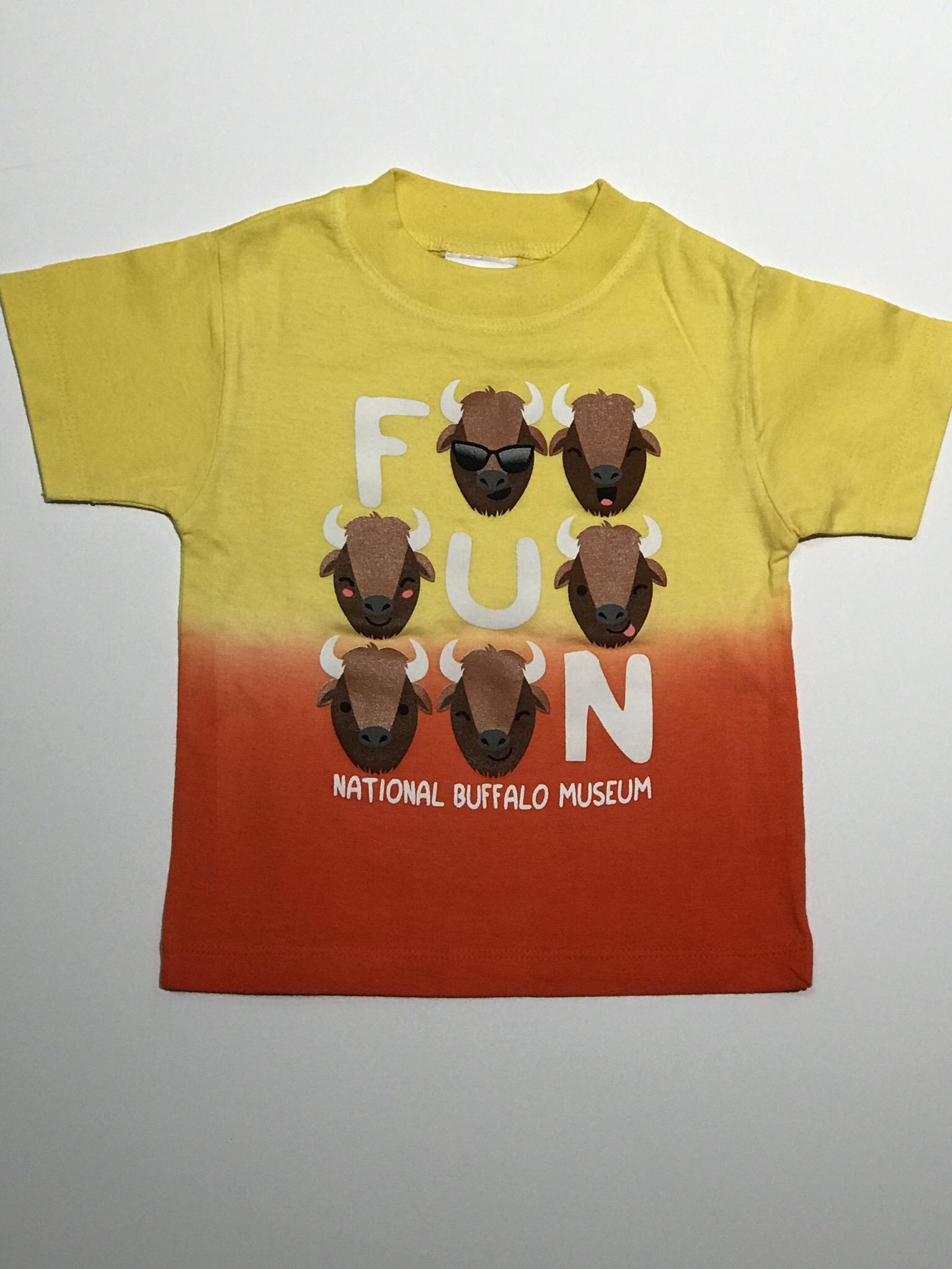 Toddler Emoji Yellow/Orange 8719 - 8720