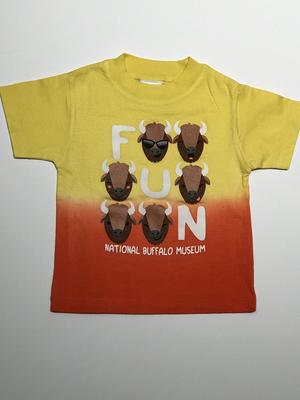 Toddler Emoji Yellow/Orange
