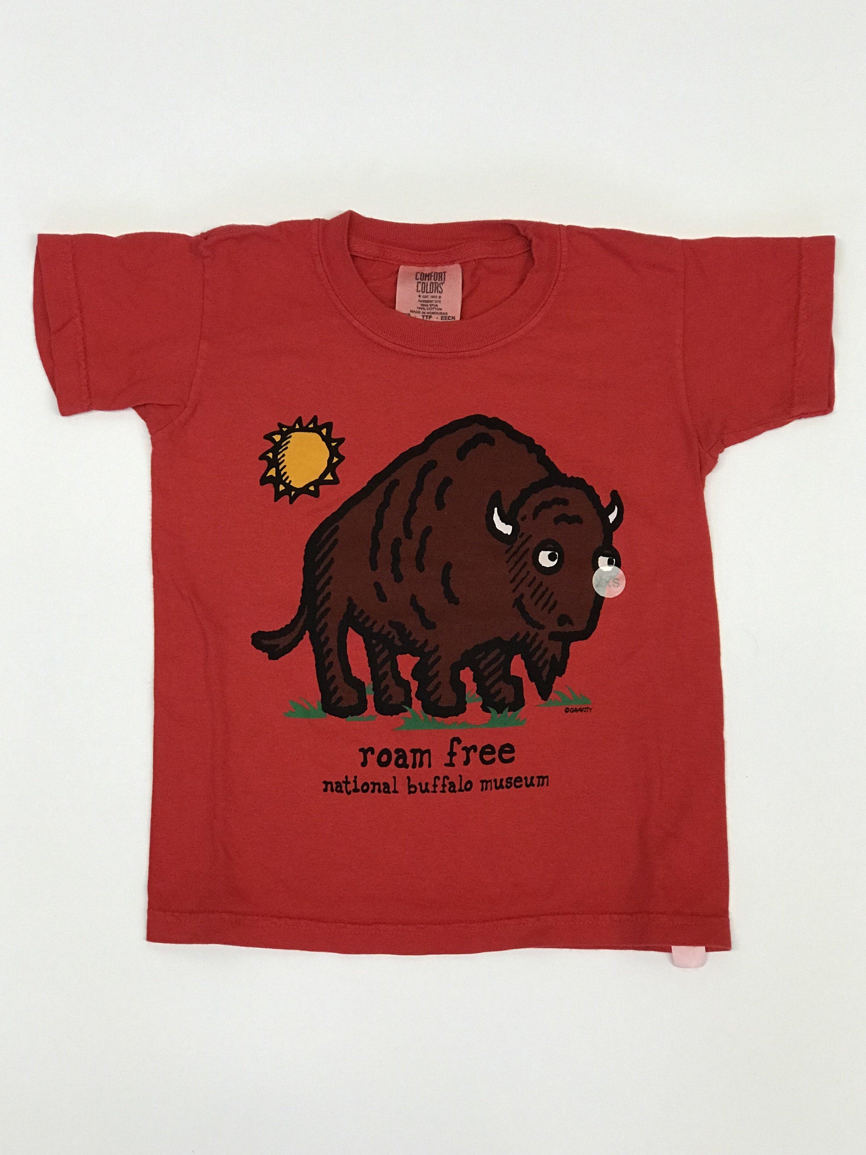 Roam Free T-Shirt 8576-8577-8578-8578-8580