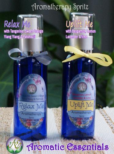 Aromatherapy Spritz Spray - Relax Me