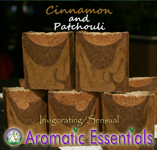 Soap - Cinnamon and Patchouli