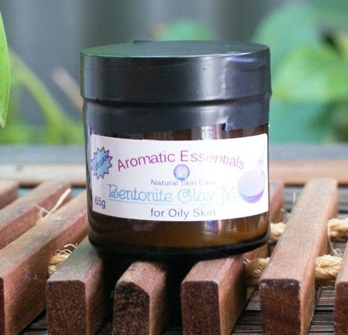 Face - Clay Mask - Bentonite for oily skin - Organic Pink Grapefruit