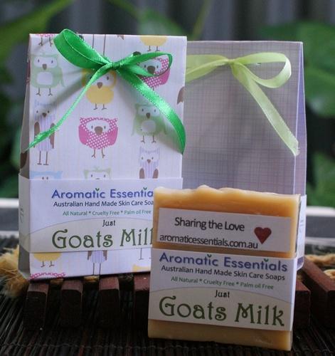 Soap - Goats Milk Varieties