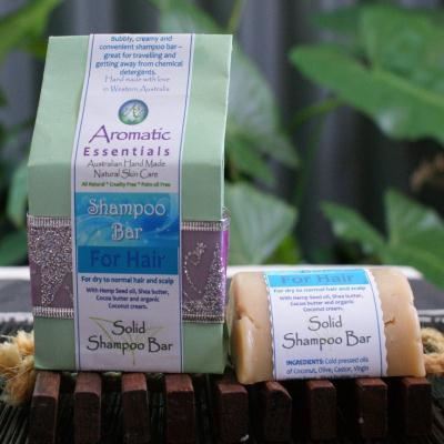Hair - Solid Shampoo Bar - All over hair and body wash