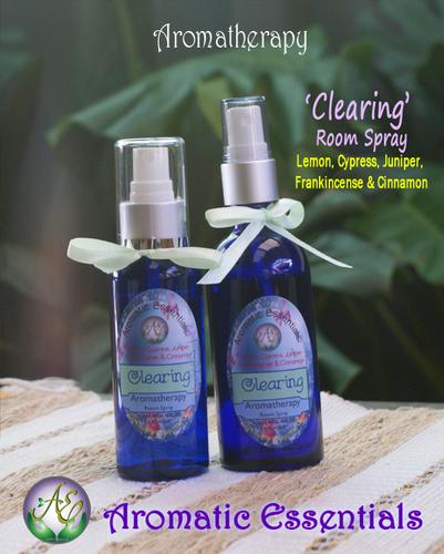 Aromatherapy Spritz Spray - Clearing