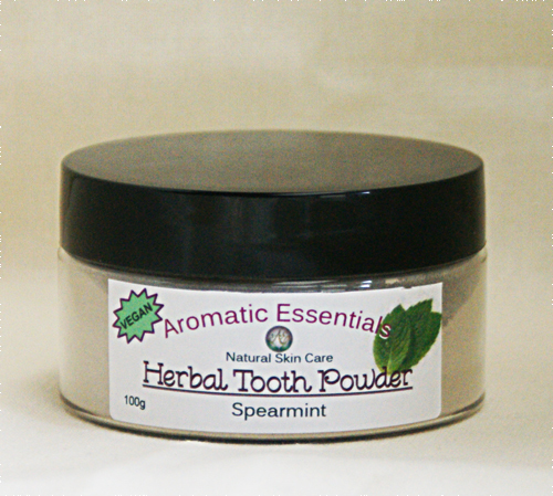 Natural Tooth Powder
