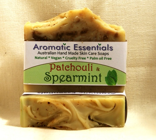 Soap - Patchouli and Mint