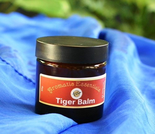 Pain - Tiger Balm for muscles