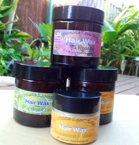 Hair Wax - Condition, Shine and Style