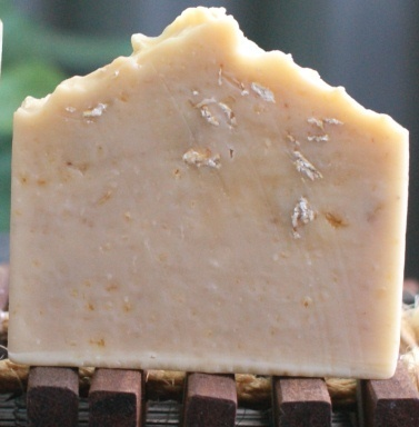 Soap - Oatmeal- Softening, Healing Awesome! Organic