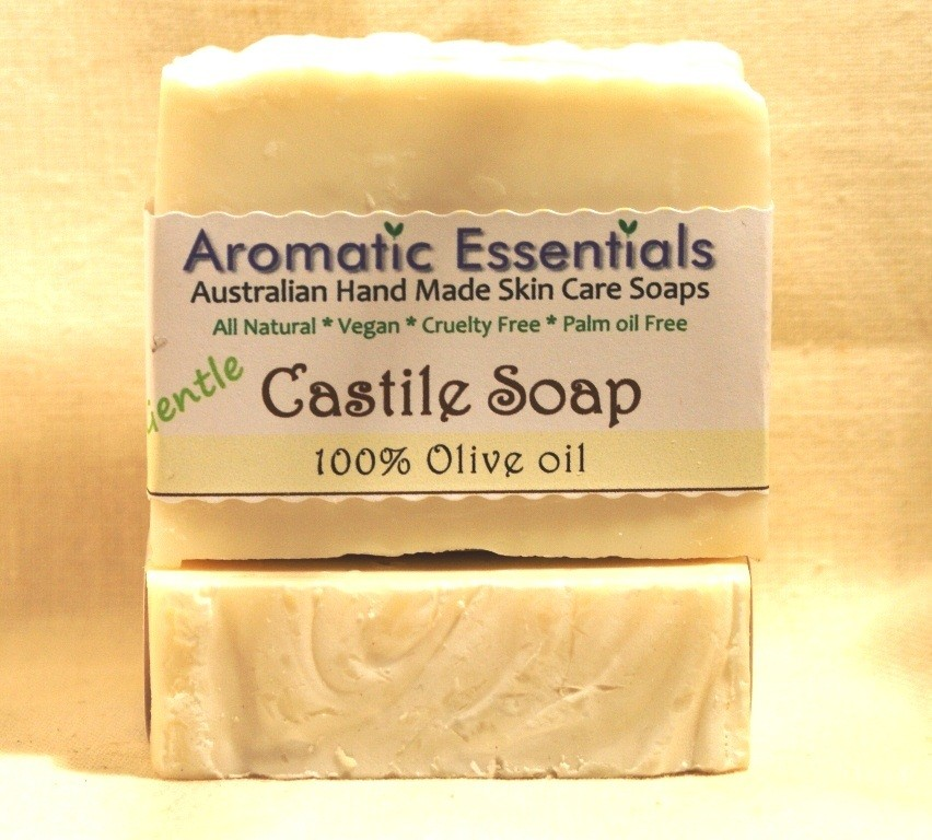 Soap - Castile - Gentle for all