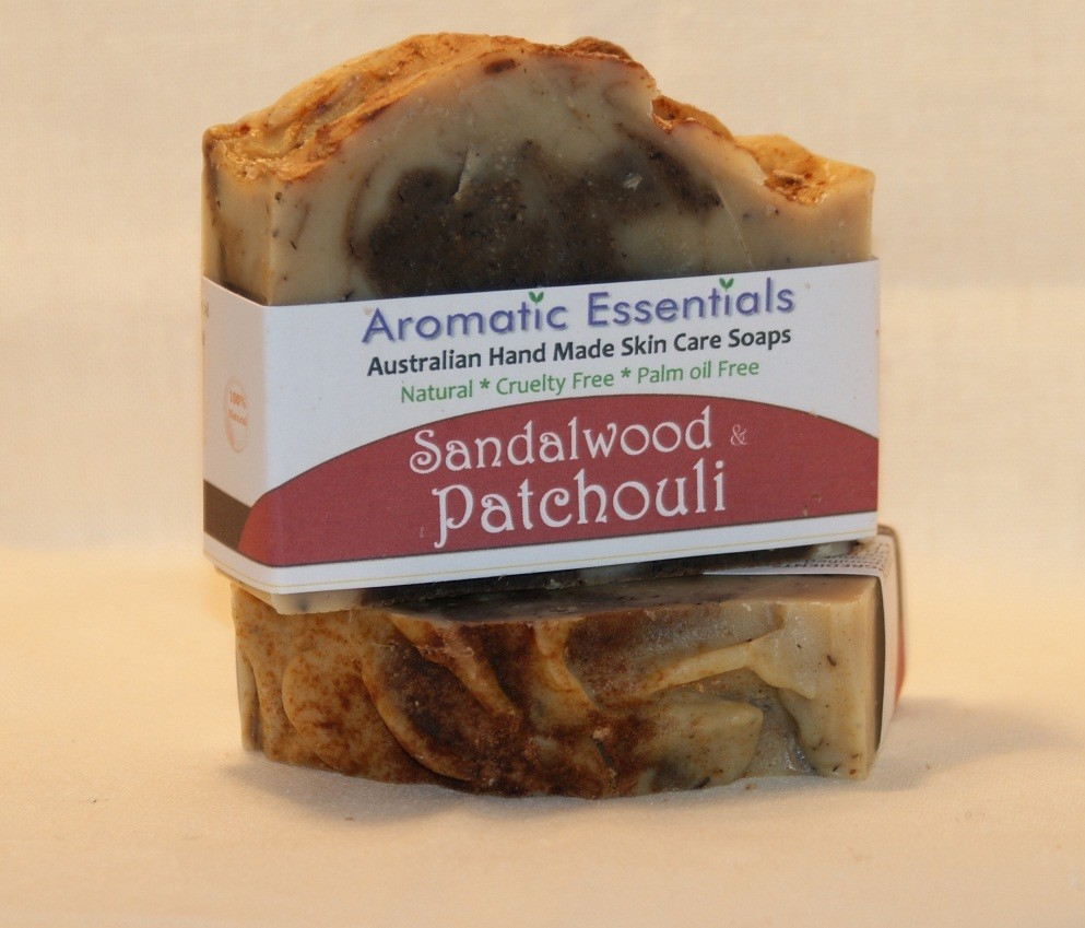 Soap - Sandalwood
