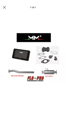 MM3 2013-2018 DODGE RAM 6.7 CUMMINS Cab And Chassis COMPLETE DPF EGR DEF DELETE KIT