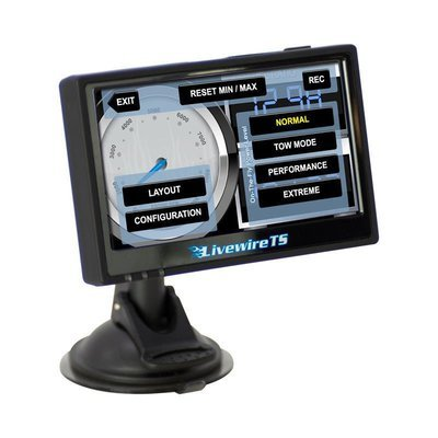 SCT LIVEWIRE TS COMPETITION TUNER 2011 - 2014 FORD 6.7 POWERSTROKE DIESEL