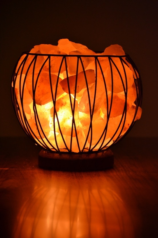 Caged Fire Bowl – Large 00022