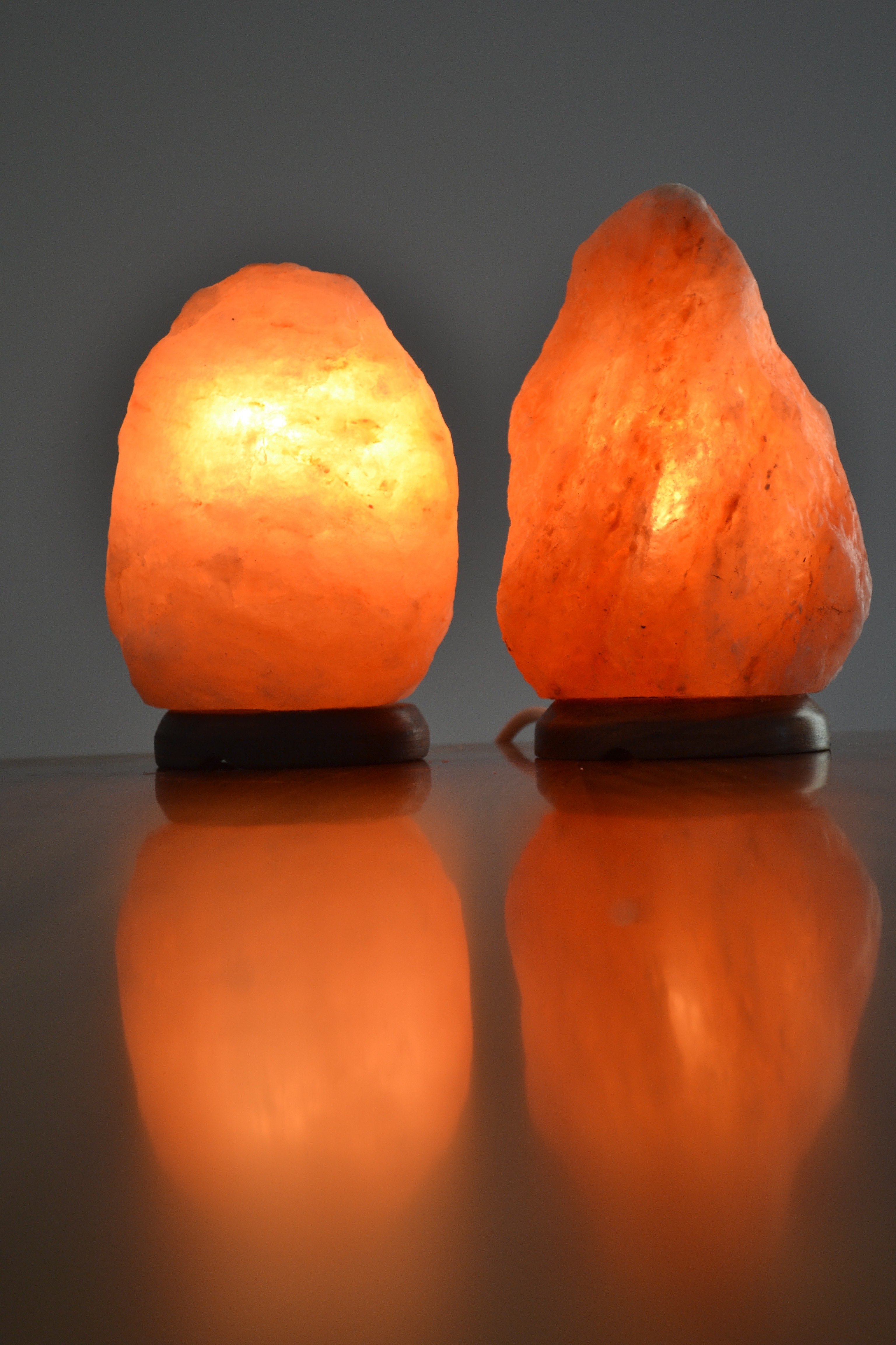 Popular Pack:  1-2 kg & 2-3kg Rock Salt Lamps - discounted 00125