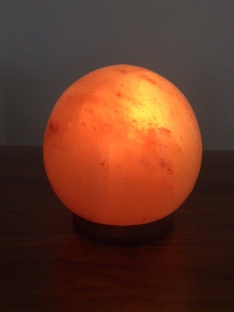 Med Sphere Salt Lamp 00221