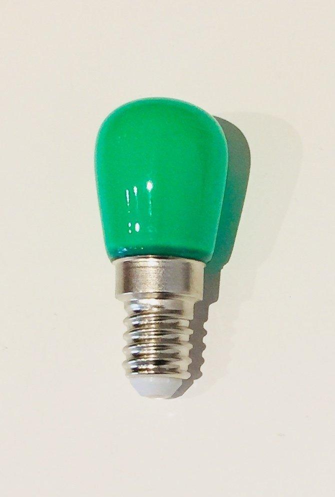 LED Globe - Green 00287