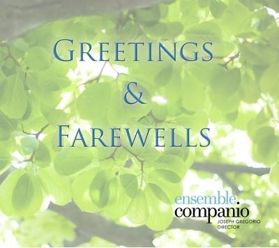Greetings & Farewells (2012)