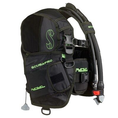 REBEL BCD, W/ BPI, SMALL DIVER or Youth