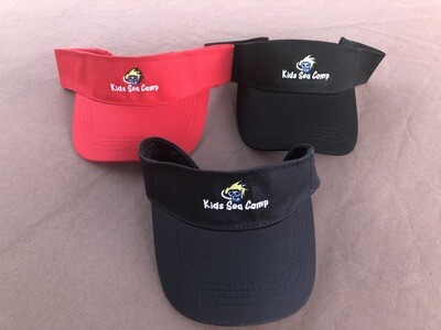 KIDS SEA CAMP VISOR