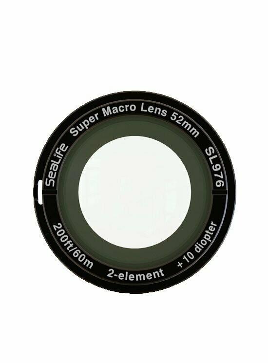 Super Macro Lens for DC series