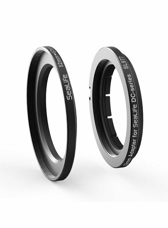 DC-Series 52-67mm Step Up Ring