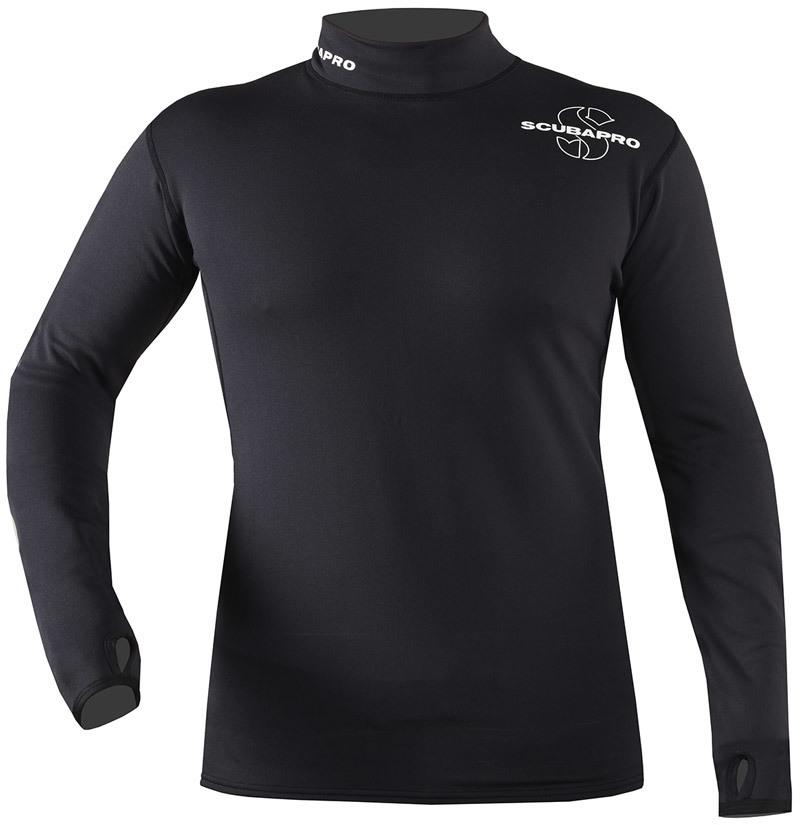 Fleece Rash Guard, Long Sleeve, Women's and Men's 63.138.X00 & 63.139.X00