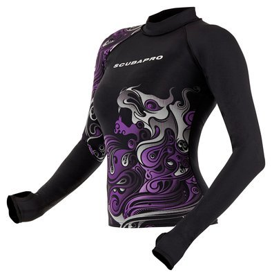 Crimp Rash Guard for Women