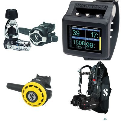 Adult Dive Gear Package