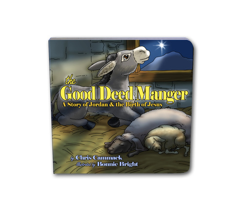 The Good Deed Manger Book
