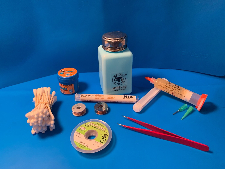 Microsoldering Consumables Starter Pack